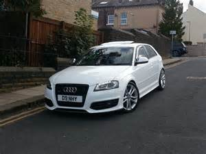 sold 2009 audi s3 quattro white xenons satnav parking