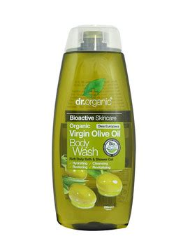 organic olive wash organic olive wash by dr organic 250ml