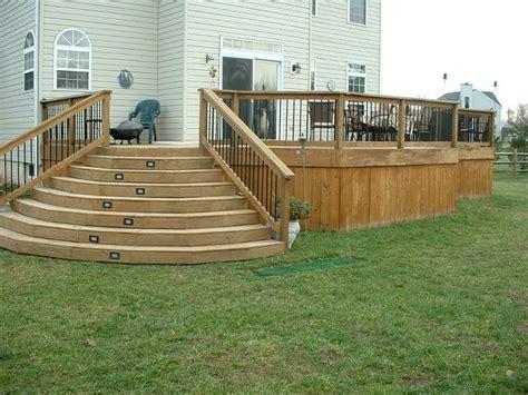 custom decks maddox construction llc projects