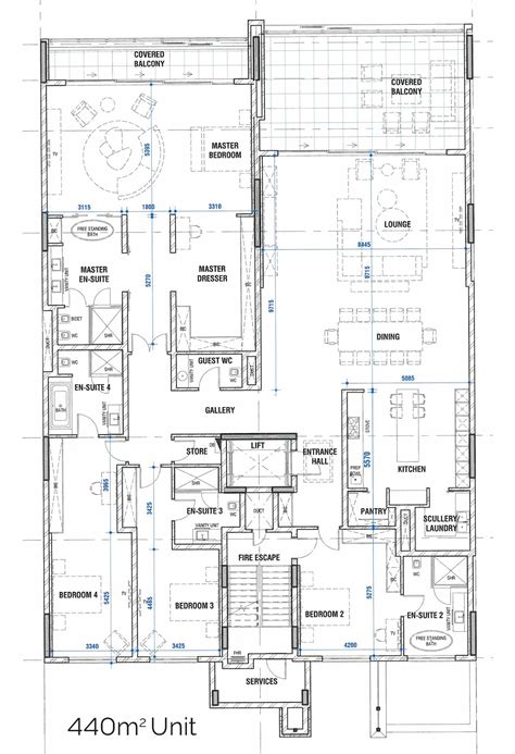 houghton floor plan four bedroom apartments the houghton