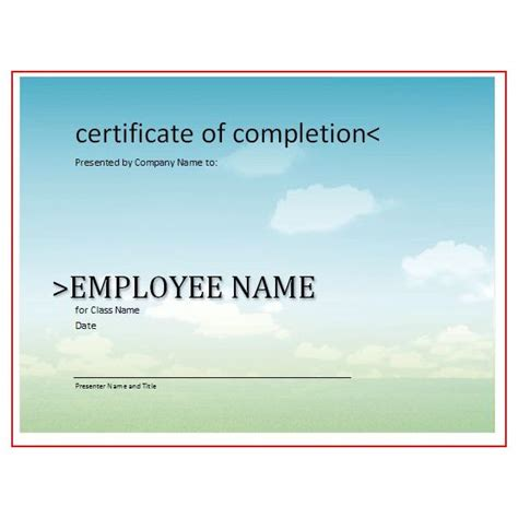 sle course completion certificate template sle certificate of completion 100 images certificate