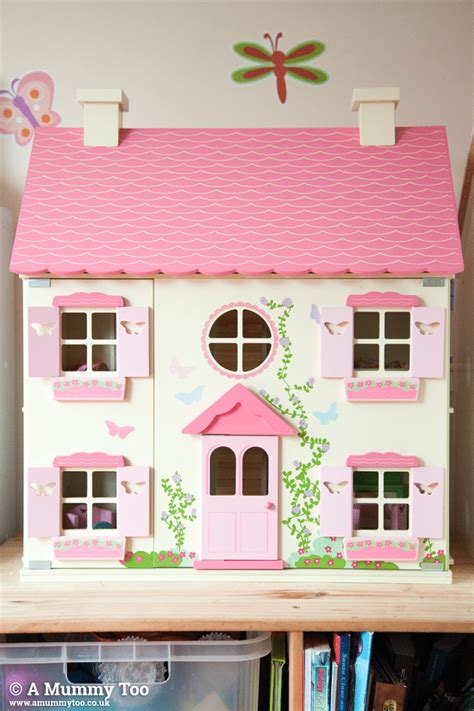 asda dolls house have you seen the new george home wooden toy range at asda a mummy too
