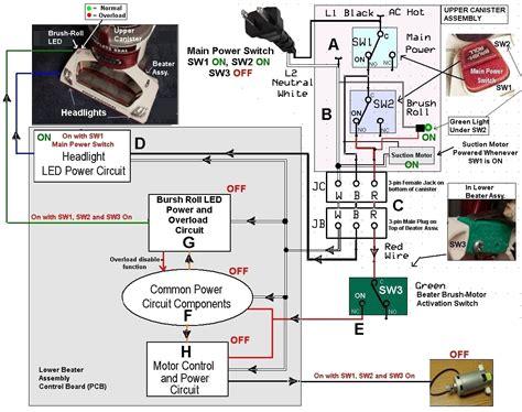 shark navigator vacuum parts diagram shark