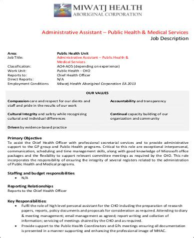 sports medicine requirements sample physician assistant job