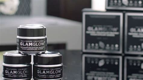 Glamglow Paket Youthmud Tinglexfoliate Treatment Free Brush youthmud tinglexfoliate treatment glamglow sephora