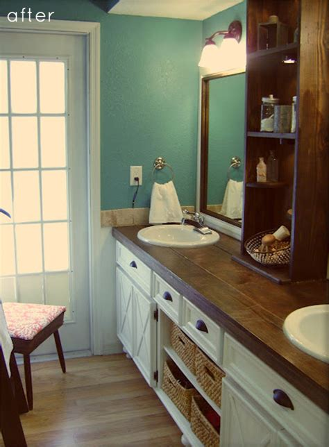 8 beautiful bathroom remodels before after the shed