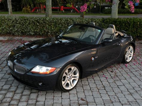 bmw z4 3 0i 2004 bmw z4 3 0i for sale in fort myers fl