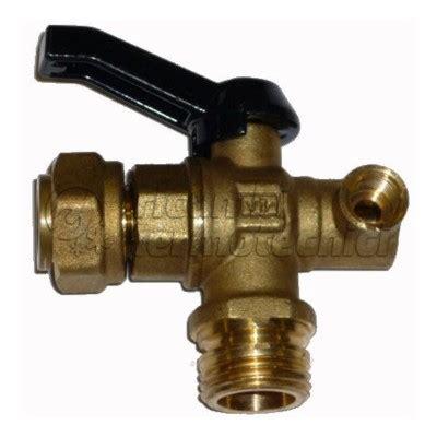 rubinetto centrale acqua riello rubinetti raccordi selettore ricambi originali