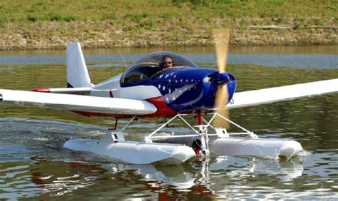 zodiac ch  xl amphibian floats pontoons seaplane