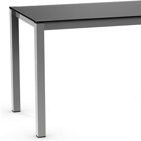 amisco glass dining table harrison modern glass dining table by amisco eurway