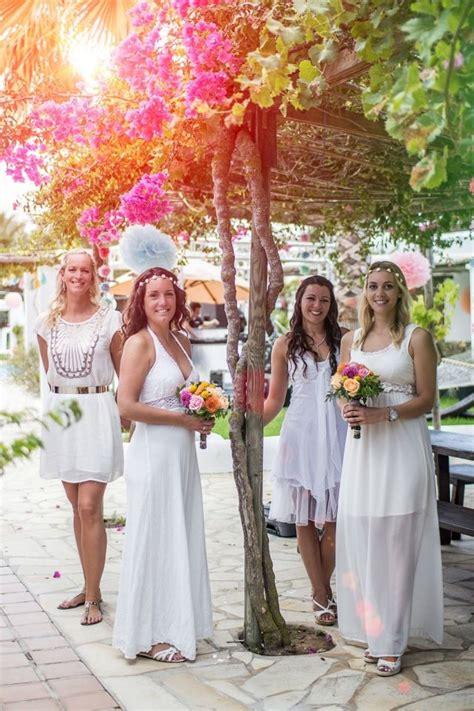 jurken voor bruiloft wit witte jurken voor bruidsmeisjes theperfectwedding nl