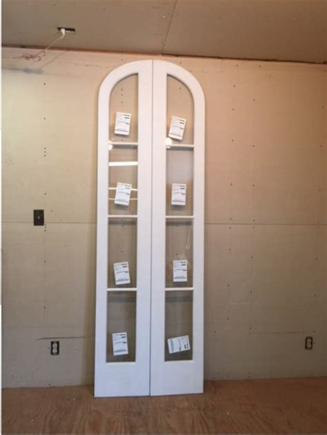 Arched Top Interior Doors - wood custom interior doors jim illingworth millwork llc