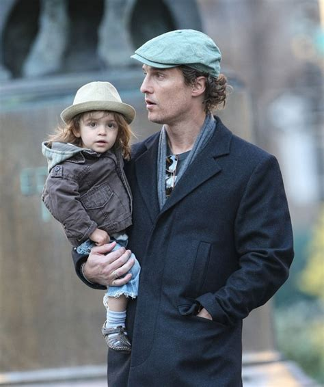 matt mcconaughy 15 awesome dads who are just in with