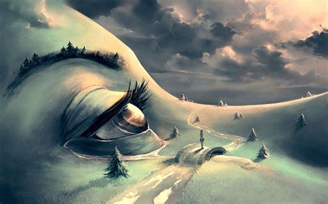4k wallpaper open your eyes free download surreal eye art 4k ultra hd wallpapers we