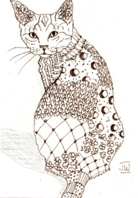 zentangle patterns printable animals zentangle animals zentangle an animal wetcanvas