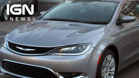 Chrysler Recall Lookup Chrysler Recalls 1 4 Million Vehicles Vulnerable To Remote