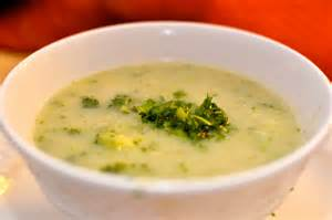 coconut milk broccoli soup