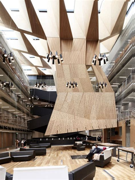 Atrium Ceiling Design by Best 25 Folding Architecture Ideas On Concept