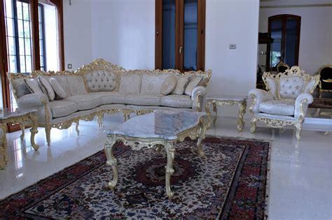 divani barocco divano in stile barocco interamente realizzato a mano