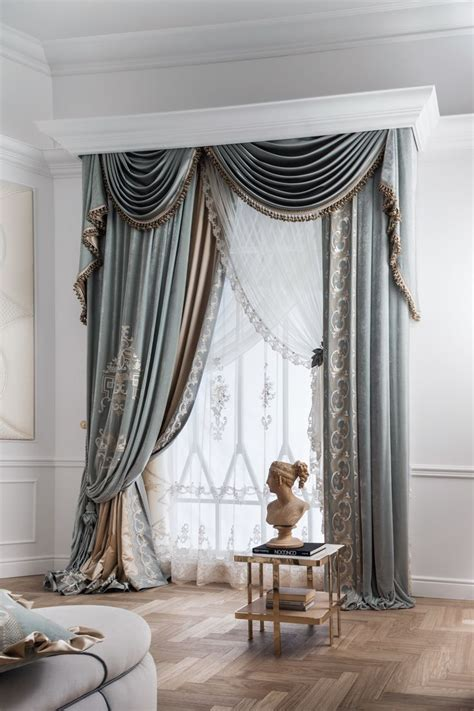 Best 25  Elegant curtains ideas on Pinterest   Princess theme bedroom, Lounge curtains and Asian