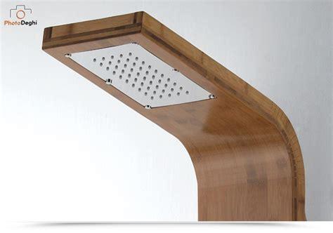 pannelli doccia idromassaggio pannello doccia idromassaggio in bamb 249 yukon con soffione