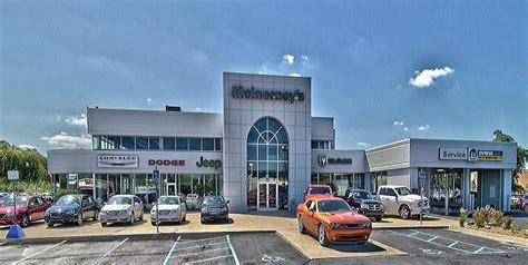 Chrysler Dealers In Michigan by About Mcinerney S Chrysler Dodge Jeep Ram In Woodhaven Mi