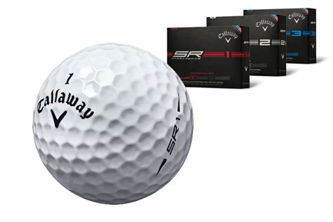 Callaway S Speed Regime Golf Balls Are For Various Swing