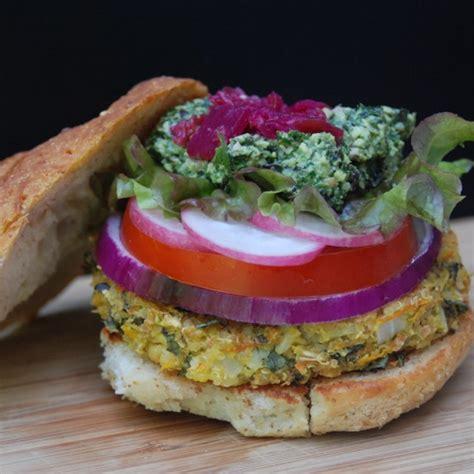 vegan garden burgers