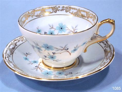 Antique Victorian Vases Sovereign House Fine Bone China Cup And Saucer