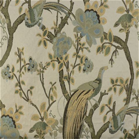 upholstery fabric with birds grand phoenix celery jacquard floral bird upholstery