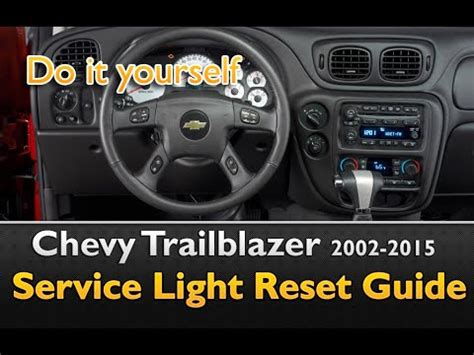 how to reset change light on 2002 chevy silverado how to reset change soon light gmc envoy chevy trai