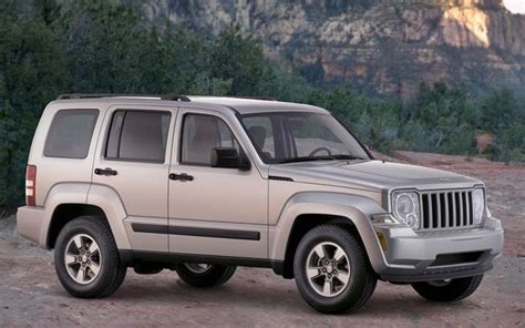 Who Makes Jeeps 2008 Jeep Liberty Makes New York Debut Auto Shows