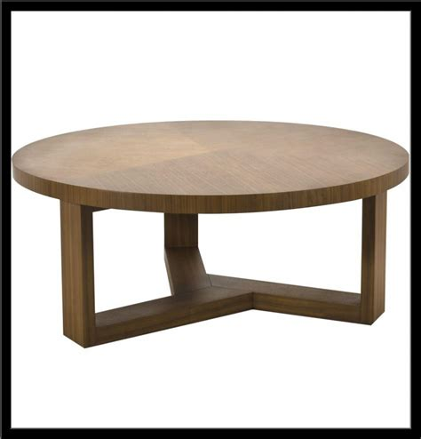 Large Table Furniture Round Coffee Table Ainove Large Round Low