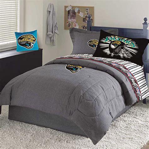 nfl bedding jacksonville jaguars nfl team denim queen comforter