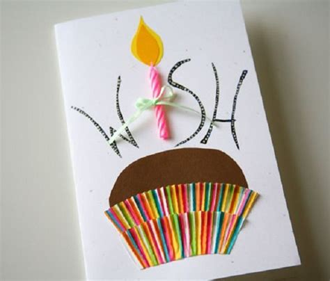 Different Handmade Cards - handmade greeting card designs for birthday www pixshark