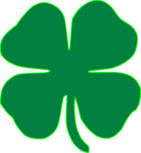 Shamrock Outline Clipart by Free Shamrock Clipart Clipart Panda Free Clipart Images