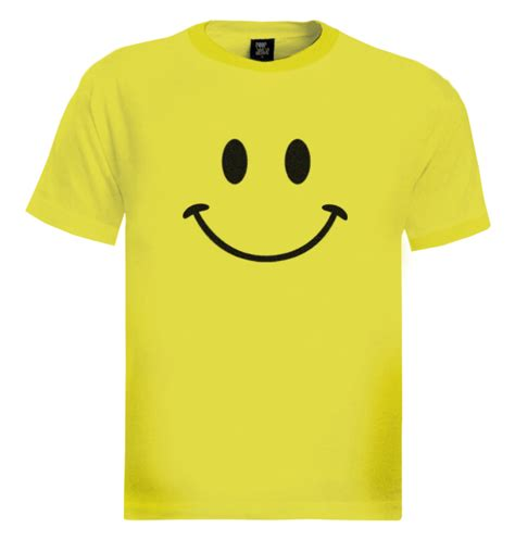 t shirt smile y retro smiley t shirt cool 80 s look ebay