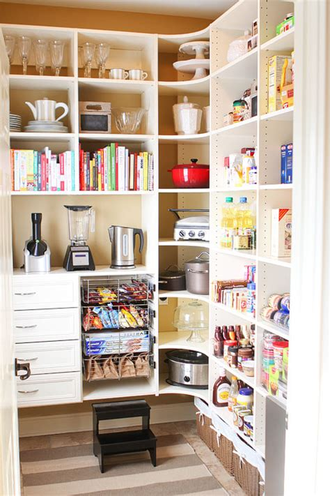 Kitchen Canister Labels by Try This 8 Ideas Pantry Organization Tips Four