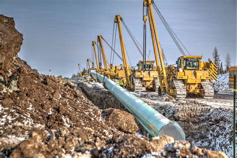 Banister Pipeline by Pipeline Machinery Photo Contest