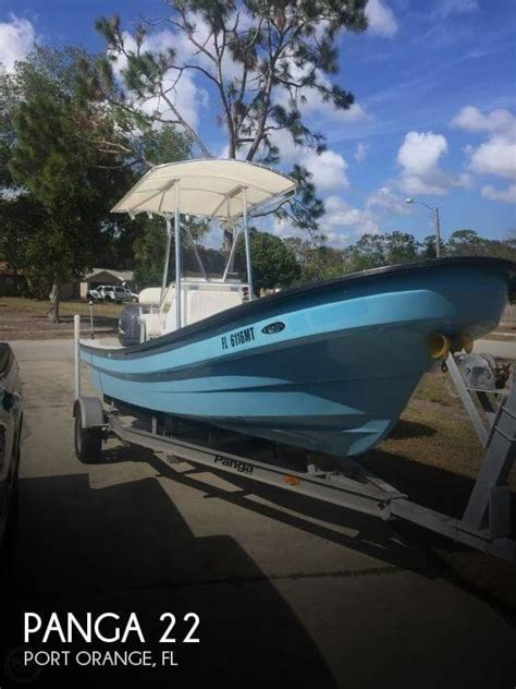 used panga boats for sale in florida panga 22 boat for sale in port orange fl for 27 800