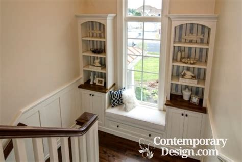 Staircase Window Ideas Stairs And Landing Decorating Ideas