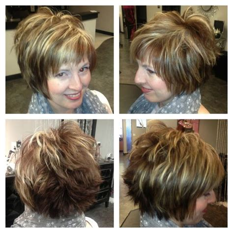hair highlighted in front pinterest the world s catalog of ideas