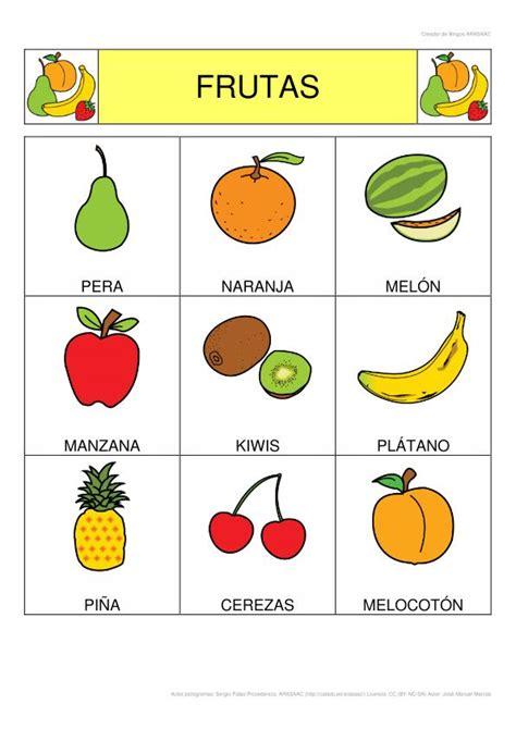 donde encontrar imagenes sin copyright bingo de las frutas orientaci 243 n and 250 jar recursos