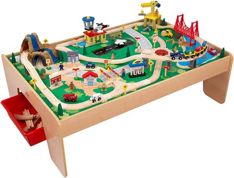 kidkraft waterfall set and table gifts for 3 year olds itsy bitsy