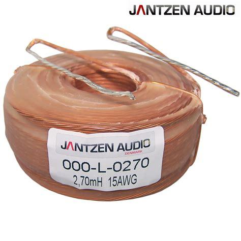 jantzen wax inductor jantzen litz wire wax coils hifi collective