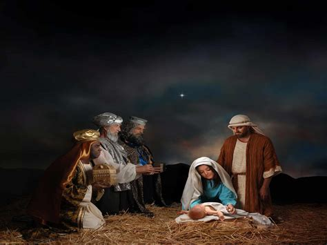 nativity scene desktop wallpapers wallpaper cave