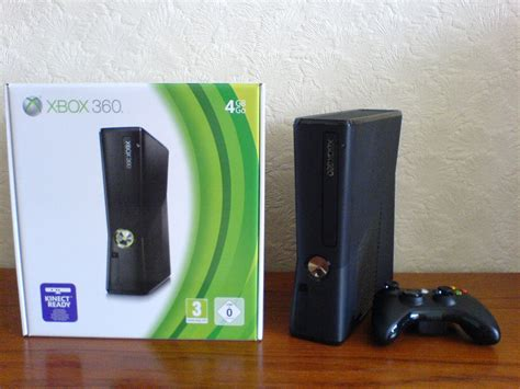xbox 360 4gb console iqgamer on the xbox 360 s 4gb console