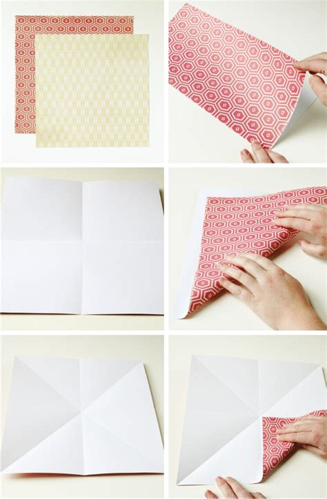 Make Your Own Paper Box - diy origami gift boxes gathering
