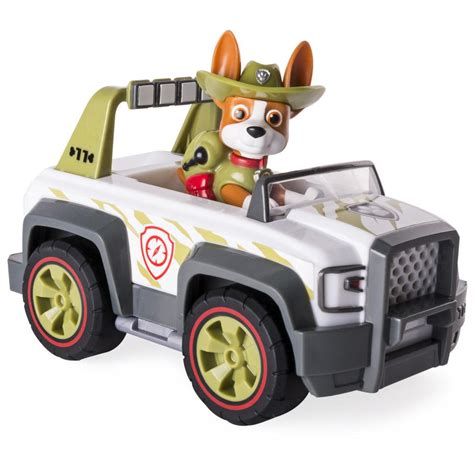 what of is tracker from paw patrol spin master paw patrol tracker s jungle cruiser