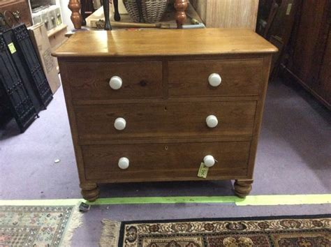 Striped Chest Of Drawers by 2 2 Pine Chest Of Drawers Striped And Waxed